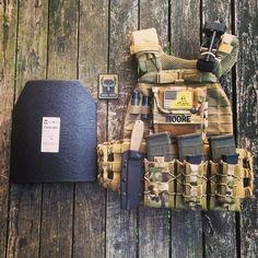 Customer Rig! Running AR500 Armor® level III Hard Body Armor starting at just $65! http://www.ar500armor.com/ar500-armor-body-armor.html  Don't forget to like and share to help spread the word.  #AR500Armor #Armor #AR500 #BodyArmor