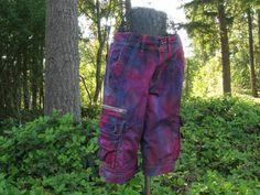 Shorts Mens 28 Waist Long Board Cargo Pocket by ExperienceVintage1