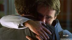House/Wilson Hug. It didn't happen often but when it did it was breathtaking.