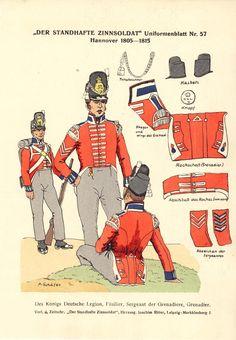 ⚔ 14. Juli 1807 – Ein Teil der King's German Legion (6., 7. und 8. Linienbataillon unter Oberst du Plat) wird nach Stralsund verlegt. ➹
