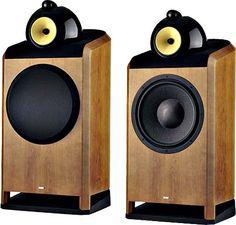 B&W Nautilus 801 - 1998 Human Soul, Hifi Audio, Nautilus, Loudspeaker, Audiophile, Speakers, Electronics, Retro, Diamond