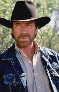 Chuck Norris, the macho star of cult classics such as 'The Delta Force', looks set to have a bridge named after him . Chuck Norris Movies, Chuck Norris Facts, Walker Texas Rangers, Clint Walker, Country Musicians, Steven Seagal, Martial Artists, Tough Guy, Star Wars