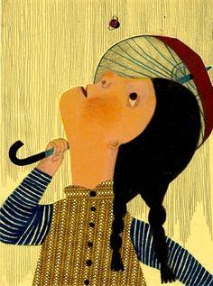 'Che cos'è un bambino?' ~ Beatrice Alemagna