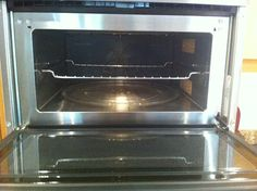 EnduroShield for Stainless Steel makes the inside of combi microwaves easier to clean