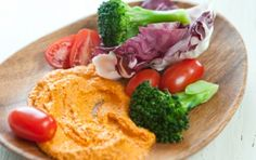 This is an excellent dip for fresh veggies, or you can use it as a sandwich spread or as sauce for fish or whole-grain pasta.