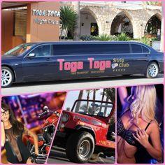 Book Ayia Napa strip club tickets