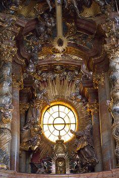 Asamkirche, Munich. By MisterPeter!