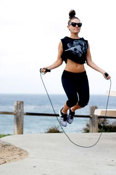 Circut training on surfing off-days, by guest blogger Madison. http://blog.swell.com/SeaMade-Circuit-Workout