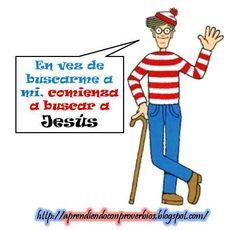 #Wally #EntreCristianosNosSeguimos #Jesús