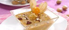 Doce de amêndoa e ovos - TeleCulinária Receitas de Culinária - Doces e Sobremesas