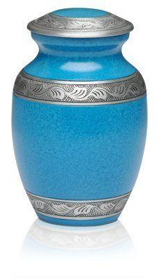Decorative Cremation Urns Inspiration Perfect Memorials Aluminum Keepsake Plum Garden ** This Is An Design Inspiration