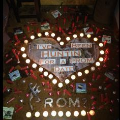 country prom proposal - Google Search