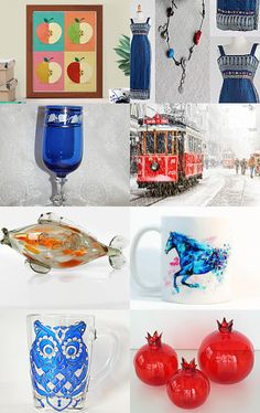 Some beautiful things.. by Tetyana on Etsy--Pinned+with+TreasuryPin.com