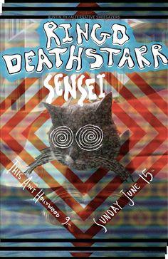 Ringo Deathstarr Return to Hamilton! w/ Sensei June 15 Hamilton, Turtle, June, Hollywood, Alternative, Turtles, Tortoise