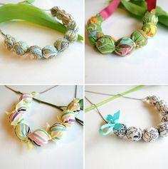 handmade jewelry....