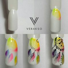 Having short nails is extremely practical. The problem is so many nail art and manicure designs that you'll find online Diy Nails, Cute Nails, Pretty Nails, Manicure, Spring Nails, Summer Nails, Nail Art Techniques, Nail Decorations, Nail Tutorials