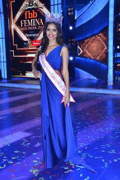 #MissIndia runners up #VartikaSingh says 'I firmly believe that destiny has something planned for everyone, I feel truly honored'.