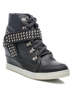 Clothing, Gifts and Accessories for Men and Women Sneaker Wedges, Wedge Sneakers, Festival Fashion, Clothing, Gifts, Accessories, Shoes, Black, Women