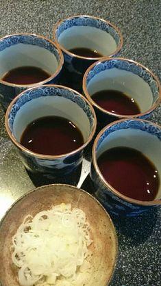 本気で作る蕎麦つゆ (かえし&だし)