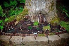 Unleash Your Imagination – Magical Fairy Garden Designs #fairygardening