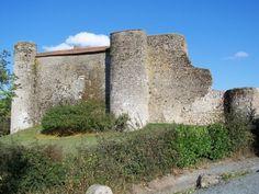 Herisson, le chateau