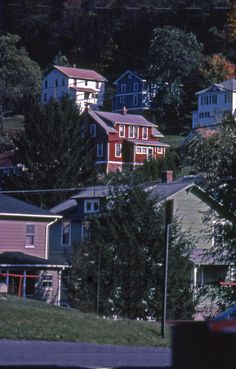 West Virginia Houses