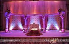 Pink + Purple Indian Wedding Inspiration — Lots of beautiful ideas!