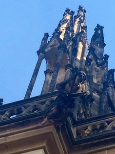 Praga cattedrale.