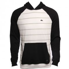 Quiksilver Mens Knit Captain White www.hansensurf.com