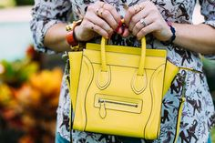 The Ultimate Bag Guide: The Céline Luggage Tote