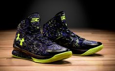 The 'Dark Matter' Under Armour Curry One for All-Star