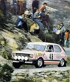 Fiat 127 Abarth '74
