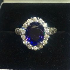 Get lost in the hypnotic blue of striking #sapphire… We have more on offer at LDE than just #emeralds and #diamonds. Message us or look on our website to find out about our wide range of high quality #gemstones available. - #diamond #jewellery #luxuryjewellery #bespokejewellery #ethical #hattongarden #hattongardenjewellers #jewellers #londonjewellers #ring #engagementring #cocktailring #emeraldring #diamondring #gemstone #gemmology #preciousstones #preciousstone #jewel #luxuryring #sapphirering Bespoke Jewellery, Diamond Jewellery, Luxury Jewelry, Emeralds, Cocktail Rings, How To Find Out, Sapphire, Diamonds, Jewelry Making