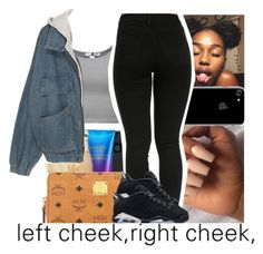 I'm back✌ by slayed-fashion on Polyvore featuring polyvore, fashion, style, Retrò and clothing