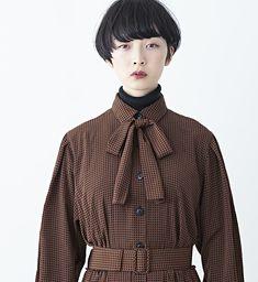 HEAVENS ヘアスタイル Asian Fashion, Girl Fashion, Fashion Outfits, Womens Fashion, Looks Style, My Style, Best Portraits, Hair Designs, My Hair
