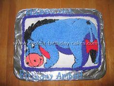disney+eeyore+cake pan - Google Search