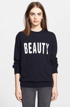 #MSGM Beauty Wool Sweater Navy Sales | Get Discount Up to 60%