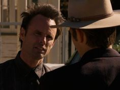 Still of Walton Goggins in Justified (2010)