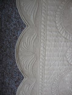 Award winning wholecloth by artisticquiltingblogspot.com