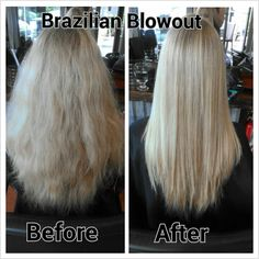 "brazilian blowout before backpacking europe so you dont ""need"" to bring your blowdryer/straightener with you! worth the cost."