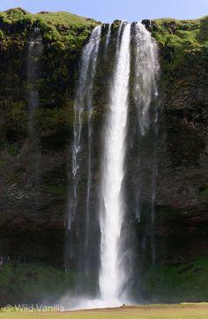 Seljalandsfoss Iceland - Waterfall