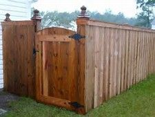 fence gate - Bing images