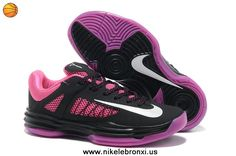 new product a23d6 363a8 Sale Discount 554671 005 Black White-Pinkfire Light 2013 Womens Nike Lunar Hyperdunk  Low Your Best Choice