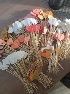 Enfin Terminée 3 - Decoration For Home Desi Wedding Decor, Outdoor Wedding Decorations, Wedding Table, Diy Wedding, Wedding Gifts, Event Decor, Wedding Designs, Paper Flowers, Fall Decor