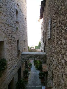 Saint-Paul de Vence, France (Marzo)