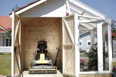 gartenhaus modell ronja 28 pinterest gartenh user. Black Bedroom Furniture Sets. Home Design Ideas