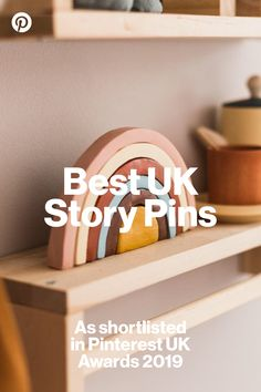 Take a look at these inspiring Story Pins shortlisted in the Pinterest UK Awards 2019. Jamel, Beautiful Soup, Awards, Nursery Ideas, Daisy, Garage, Lol, Cleaning, Crafty