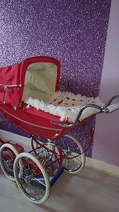 Silver Cross Prams, Prams And Pushchairs, Dolls Prams, Bobs, Baby Strollers, Antiques, Children, Strollers, Baby Prams