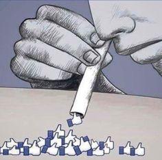 Techno ©: 'The Social Media Epidemic' ('The Social Media Addiction'). Foto Pal Face, Social Media Art, Satirical Illustrations, Meaningful Pictures, Deep Art, Political Art, Pencil Art Drawings, Fantasy Art, Illustrator