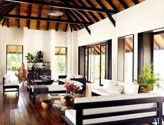 En la República Dominicana, la estrella del pop Marc Anthony y su esposa, la modelo Shannon de Lima Muñiz, crearon un recinto mágico para su familia y amigos.